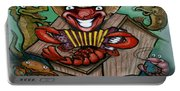 Cajun Critters Portable Battery Charger