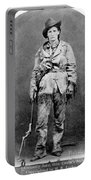 Calamity Jane (1852-1903) Portable Battery Charger