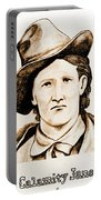 Calamity Jane Portable Battery Charger