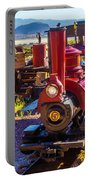 Calico Ghost Town Train Portable Battery Charger