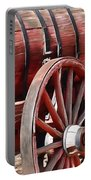 Calico Ghost Town Water Wagon Portable Battery Charger
