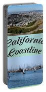 California Collage Portable Battery Charger