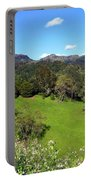 California Highlands Portable Battery Charger