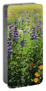 California Meadow Portable Battery Charger