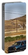California Oil Field 14pdxl077 Portable Battery Charger