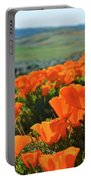 California Poppy Reserve Portable Battery Charger