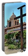 California Spanish Mission Portable Battery Charger