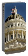California State Capitol Cupola Portable Battery Charger