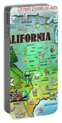 California Usa Portable Battery Charger