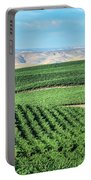 California Vineyards 1 Portable Battery Charger