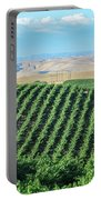 California Vineyards 2 Portable Battery Charger