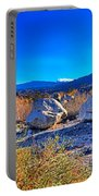 California Wilderness Panorama Portable Battery Charger