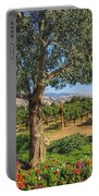 California Wine Country Portable Battery Charger