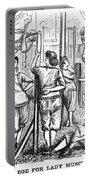 Calisthenics, 1867 Portable Battery Charger
