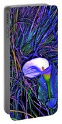 Calla Lily 4 Portable Battery Charger