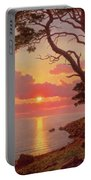 Calme De Soir Cote Dazur Portable Battery Charger