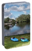 Caloosahatchee Kayaking Portable Battery Charger