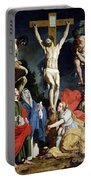 Calvary Portable Battery Charger by Abraham Janssens van Nuyssen