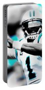 Cam Newton Letting It Fly Portable Battery Charger