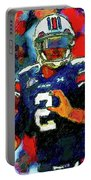 Cam Newton War Eagle Rises Portable Battery Charger