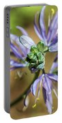 Camas Bud To Bloom Portable Battery Charger