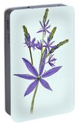 Camas, The Flowers Portable Battery Charger