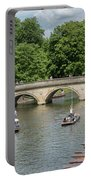 Cambridge Punting On The River Portable Battery Charger