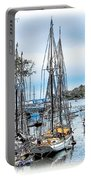 Camden Bay Harbor Portable Battery Charger