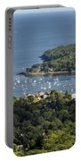 Camden Harbor Maine Portable Battery Charger