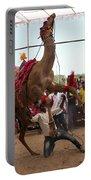 Camel Dance Pushkar Portable Battery Charger