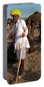 Camel Trader Pushkar Portable Battery Charger