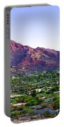 Camelback Mountain, Phoenix, Arizona Portable Battery Charger