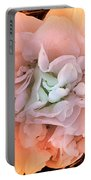 Camellia Bloom Portable Battery Charger