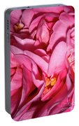 Camellia Close Portable Battery Charger