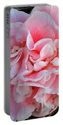 Camellia Flower Portable Battery Charger