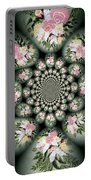 Cameo Bouquet Portable Battery Charger