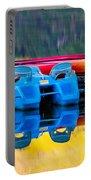 Cameron Lake Paddle Boats Portable Battery Charger