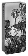 Camille's Tulips - Version 4 Portable Battery Charger