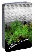 Camo -flower-range Portable Battery Charger