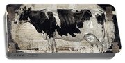 Campagne I French Cow Farm Portable Battery Charger
