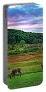 Canaan Valley Evening Portable Battery Charger