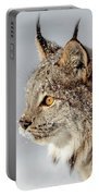 Canada Lynx Up Close Portable Battery Charger