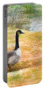 Canadian Geese 6 Portable Battery Charger