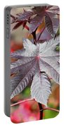 Canadian Leaf Portable Battery Charger