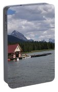 Canadian Rockies # 10 Portable Battery Charger