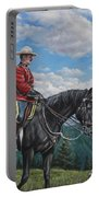 Canadian Majesty Portable Battery Charger