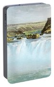 Canadian Water Fall Portable Battery Charger