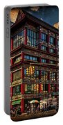 Canal And Center Streets New York City Portable Battery Charger
