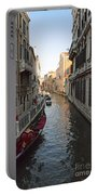 Canal And Gondola Portable Battery Charger