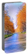 Canal Du Midi Portable Battery Charger